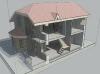 ФАСАД (Дом из газобетона 01/51-2011)