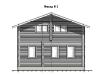 ФАСАД 2 (Дом из бруса 016/026-08)