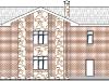 ФАСАД 1 (дом в г.Кинель, на ул. Декоративная)