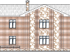 ФАСАД 2 (дом в г.Кинель, на ул. Декоративная)