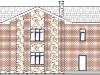 ФАСАД 4 (дом в г.Кинель, на ул. Декоративная)