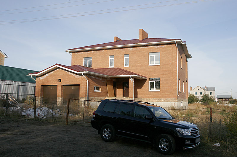 ФОТО ФАСАДА 1 (Кирпичный дом 017/027-08)