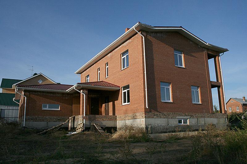 ФОТО ФАСАДА 2 (Кирпичный дом 017/027-08)