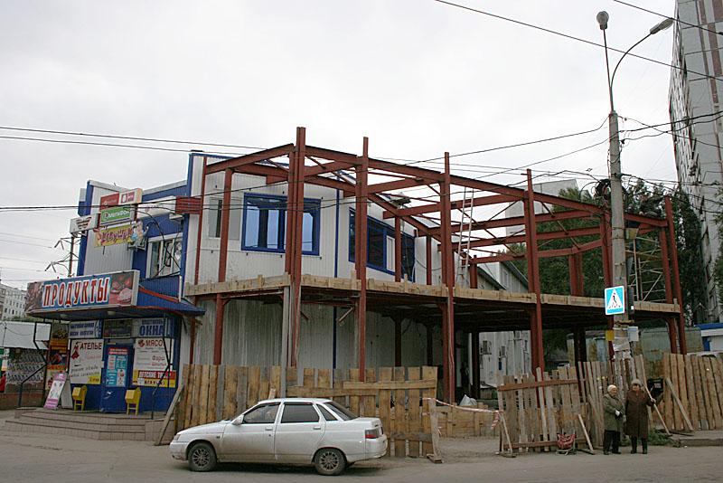 ФОТО МОНТАЖА 1 (2-х этажный магазин 09/041-09)