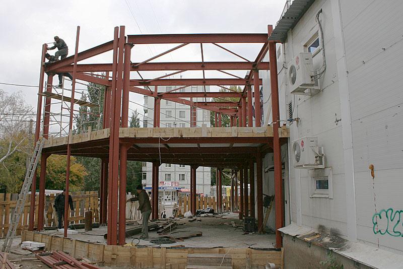 ФОТО МОНТАЖА 2 (2-х этажный магазин 09/041-09)