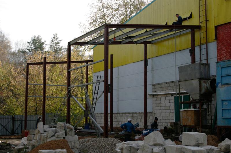 ФОТО МОНТАЖА 2 (Производственное здание 15/08-2010)