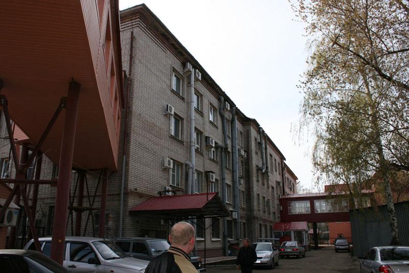 ФАСАД 1 (Главный корпус Обл СЭС)